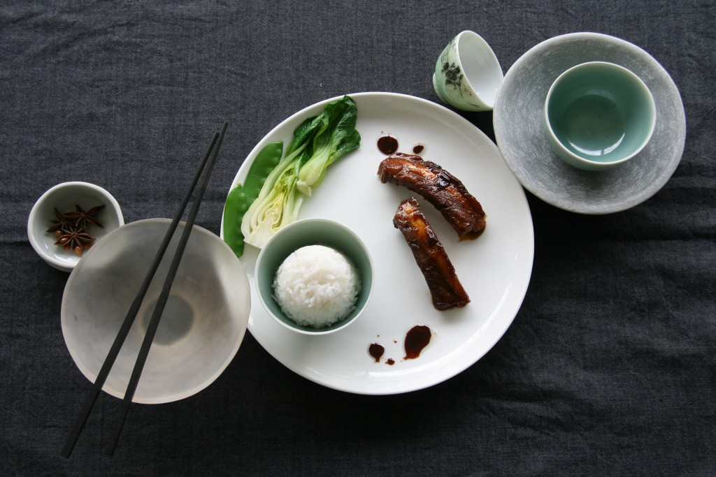 My recipe for Chinese style spare ribs.