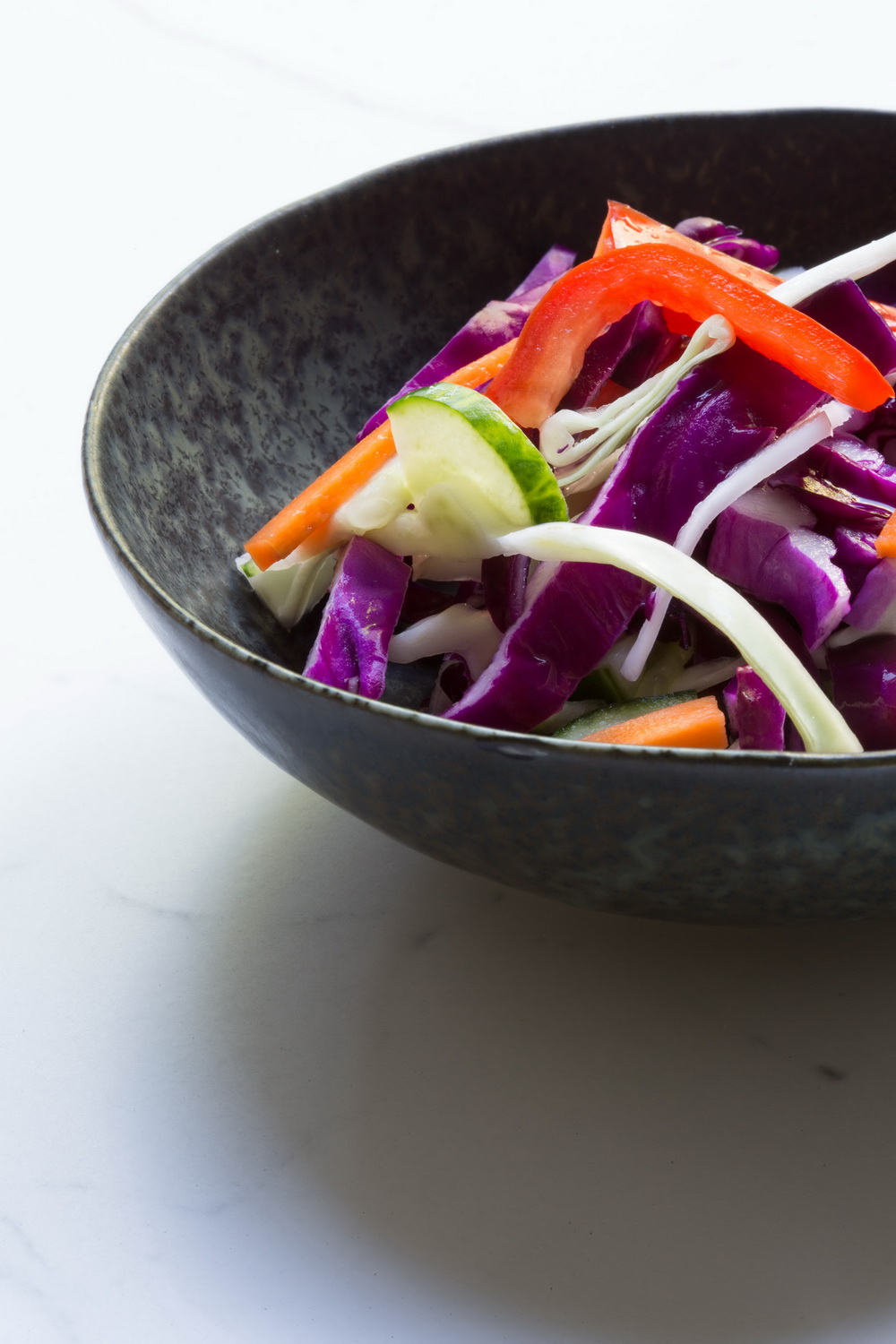 The Urban Nest Pickled Cabbage Salad